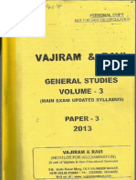 Vajiram - Security Issues Module