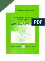 analiza datelor,psihologie experimentala si statistica