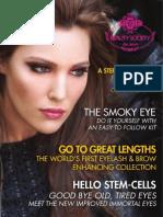 Beauty Society Makeup Catalog