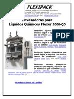 3000 Envasadoras Para Liquidos Quimicos