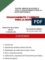CERTIFICACION Medios de Acceso Mercados Justos