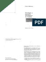 Althusser - Ideología y Aparatos Ideológicos