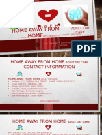 h  a  f  h home away from home adult day care presentation