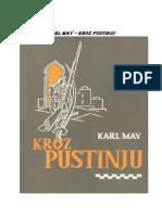 Karl May - Kroz Pustinju To