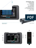 Profometer PM-6 Quick Start Guide Low