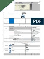 Tabla de Especificasiones Torno Pinacho 2