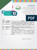 CCALENDÁRIO 3° ano  PROVAS DO 1° BIMESTRE.doc