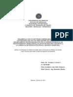 DESARROLLO DE UN SOFTWARE EMPRESARIAL PARA LA AUTOMATIZACIÓN DE LOS INDICADORES DE GESTIÓN DEL DEPARTAMENTO DE PROGRAMACIÓN DE LA SUPERINTENDENCIA DE MANTENIMIENTO OPERACIONAL PLANTAS DE PROCESO ADSCRITO A LA GERENCIA DE PRODUCCIÓN PDVSA, DISTRITO MORICHAL.
