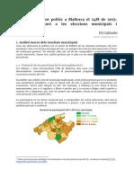 Comportament Electoral a Mallorca el 24M
