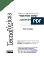 600-1324-1-PB Adsorcion de Azul de Metileno en Lecho Empacado
