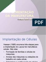 A5 - Implantação de Células