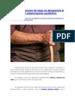Derecho a Pensión de Vejez No Desaparece Al Recibir Indemnización Sustitutiva