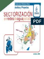 Sectorización en Redes AP Mexico