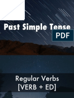 Past Simple Final