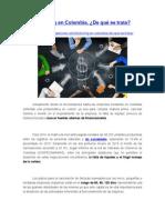 Factoring en Colombia, ¿De qué se trata?