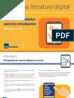Guía Actividades Para Alumnos CD 2015