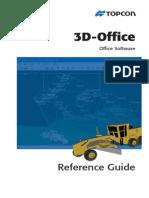 3D Office Refguide