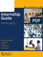 UC Berkeley Internships Guide