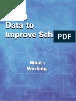 3.2 c Xiii NT Using Data to Improve Schools