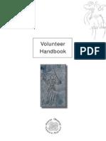 Volunteer Handbook NMGS