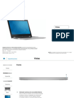 Inspiron 13 7347 Laptop Reference Guide Es Mx