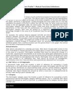 Morningstar - Mutual Fund Data Definitions