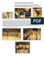 About D'Apice Tournament History