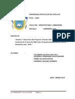 ARQ. Proyecto Final