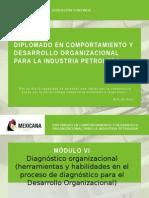 Diagnóstico VI Diplomado DO
