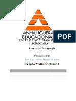 ATPS Projeto multidicipinar