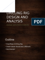 Drilling Rig Design & Analysis