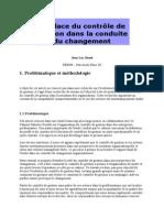 La place du contrôle de gestion dans la conduite du changement.doc