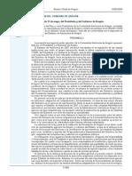 LEY ORGÁNICA 5/2007, de 20 de abril, de reforma del Estatuto de Autonomía de Aragón.