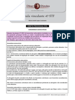 2015jun08 - Stf Sv 47 Honorarios Adv