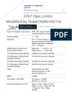 AA B757_B767 Ops Limits Modified by DukeClr(06!20!14) Flashcards _ Quizlet