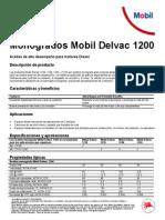 Mobi Delvac 1200 Monogrades