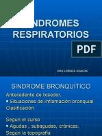 Grandes Sindromes Respiratorios