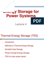 Thermal Energy Storage Systems And Applications Pdf