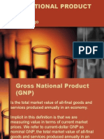 12. Gross National Product