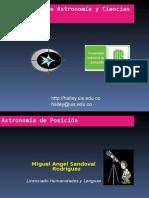 Astronomia Posición I.ppt