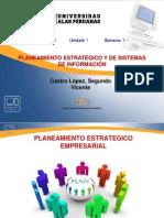 SEMANA 01_3 Planeamiento Estrategico I