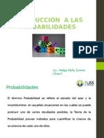 Métodos Estadísticos - probabilidades
