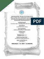 PORTAFOLIO LEGISLACION