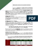 Contrato de Compraventa Con Pacto de Reserva de Propiedad