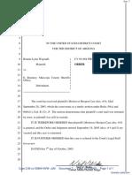 Wagstaff v. Romney, et al - Document No. 7