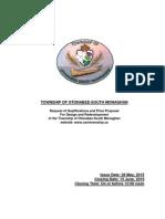 OSM Website RFP 2015