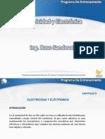 Curso Electricidad Electronica Corriente Circuito Energia Potencia Tipos Conductores