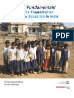 Fundamental Right to Education India