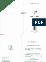 Juez y Sociedad-Ruiz -Perez, Joaquin