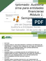 Módulo Diplomado Auditoría Interna Segunda Sesión2